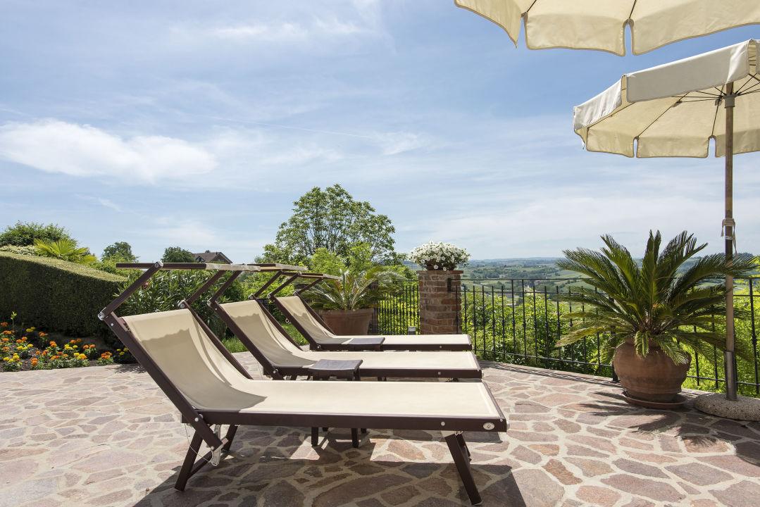 Gartenanlage Sunstar Boutique Hotel Castello di Villa