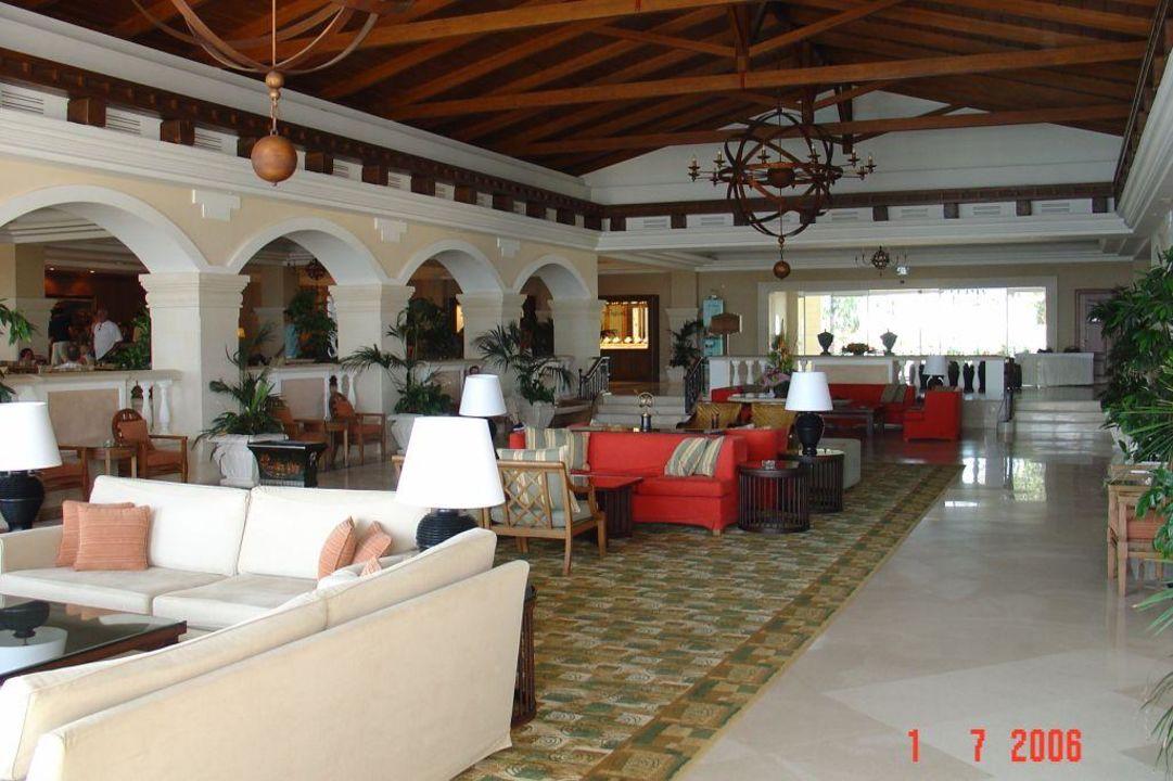 Hotellobby! Grecotel Club Marine Palace