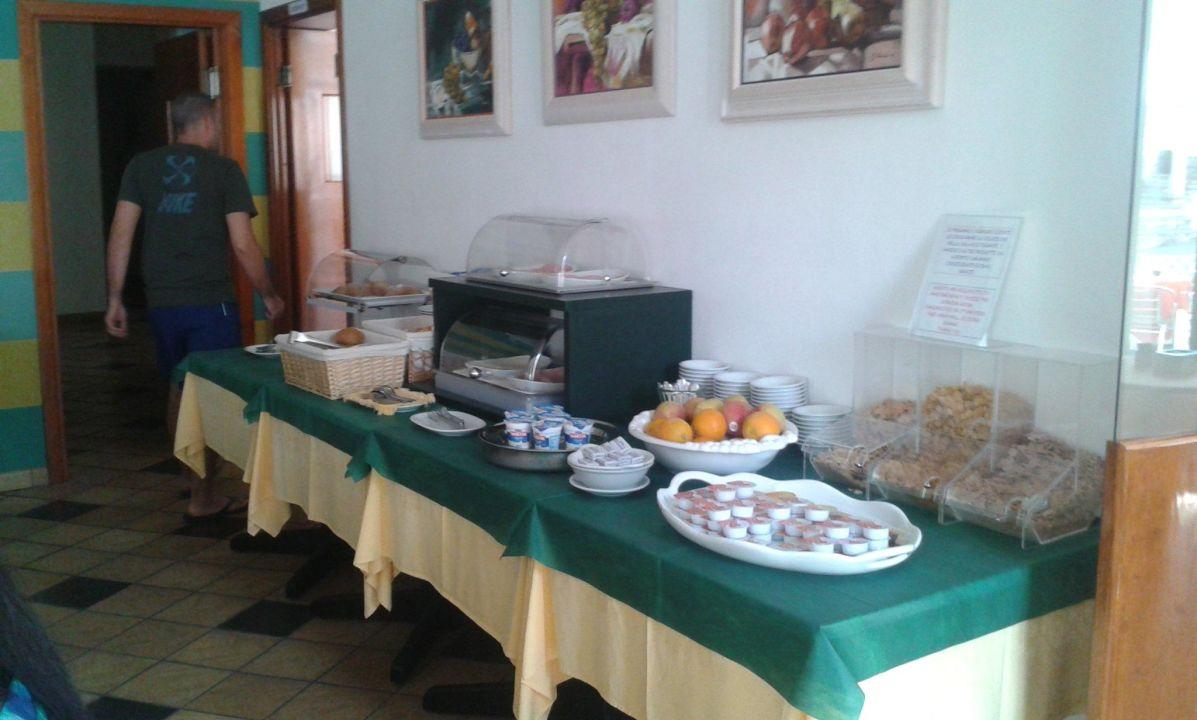 Frühstück Hotel Marinaro