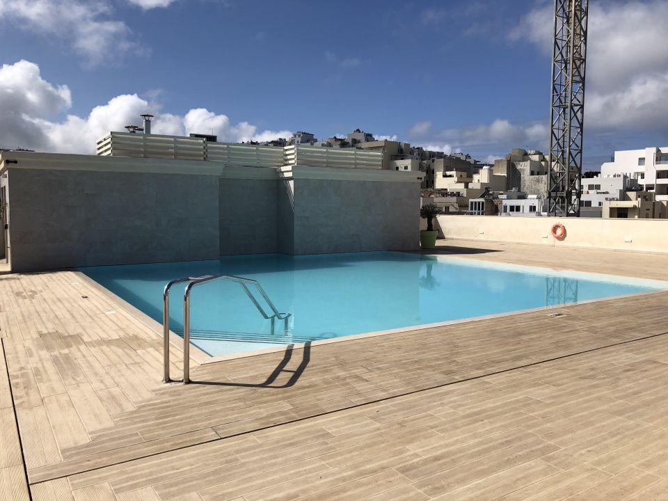 Pool Maritim Antonine Hotel & Spa Malta