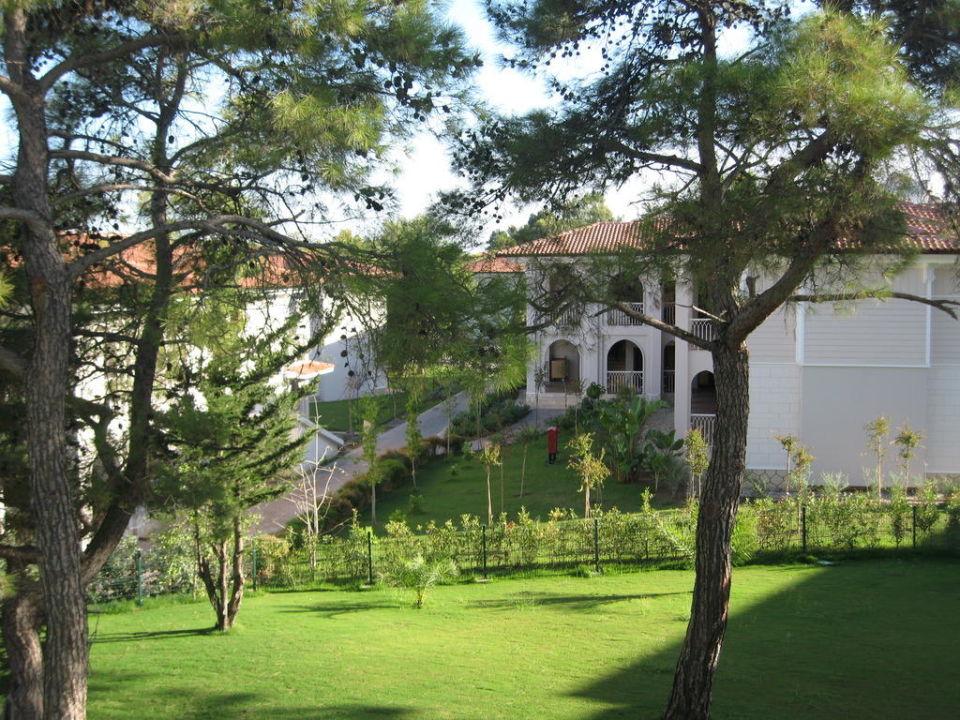 Ausblick auf einen anderen Wohnpavillon Hotel Güral Premier Tekirova