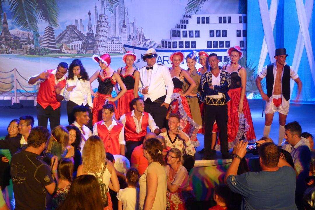 Blue Waters Club Side  Sorgun  HolidayCheck Türkische