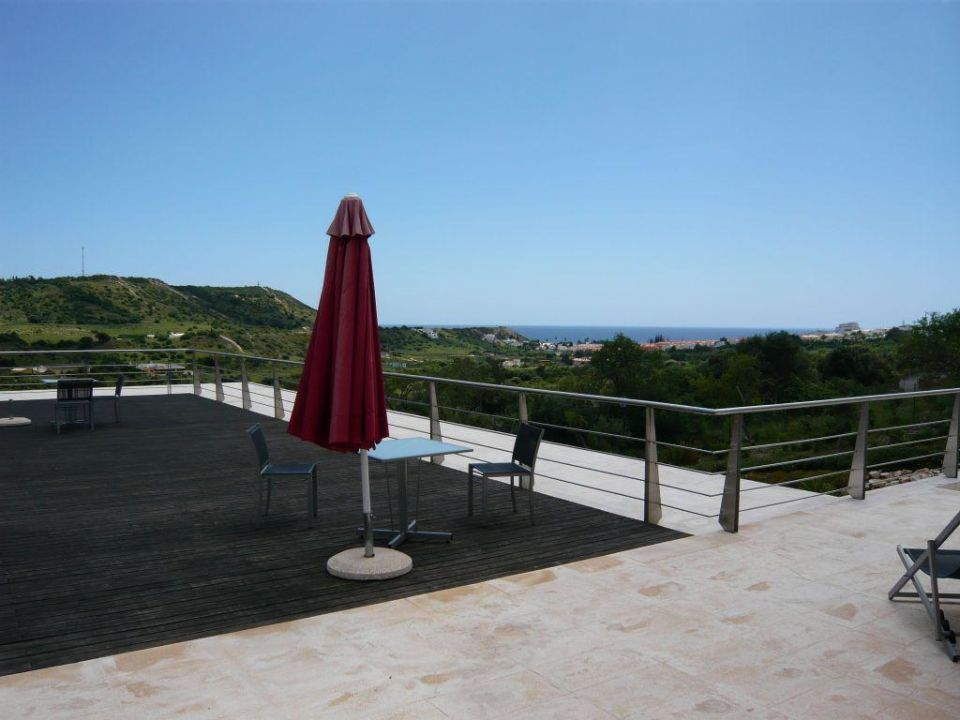 Terrace Vila Valverde - Design Country Hotel