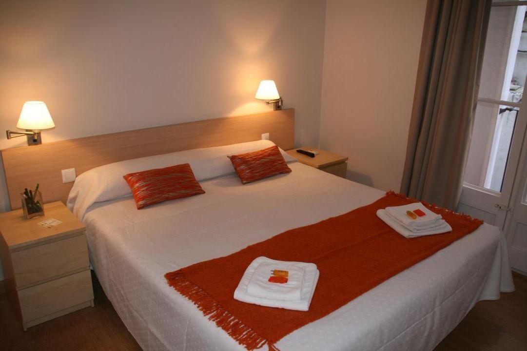Habitación doble Hotel BcnStop Parc Güell
