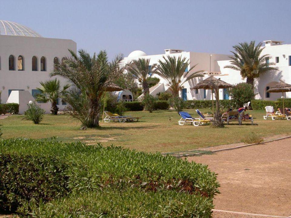 Djerba Paradise Resort - Gartenanlage Hotel Djerba Paradise Resort