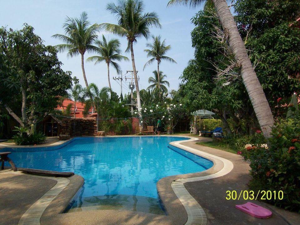 Pool und Gartenanlage Prinz Garden Villa