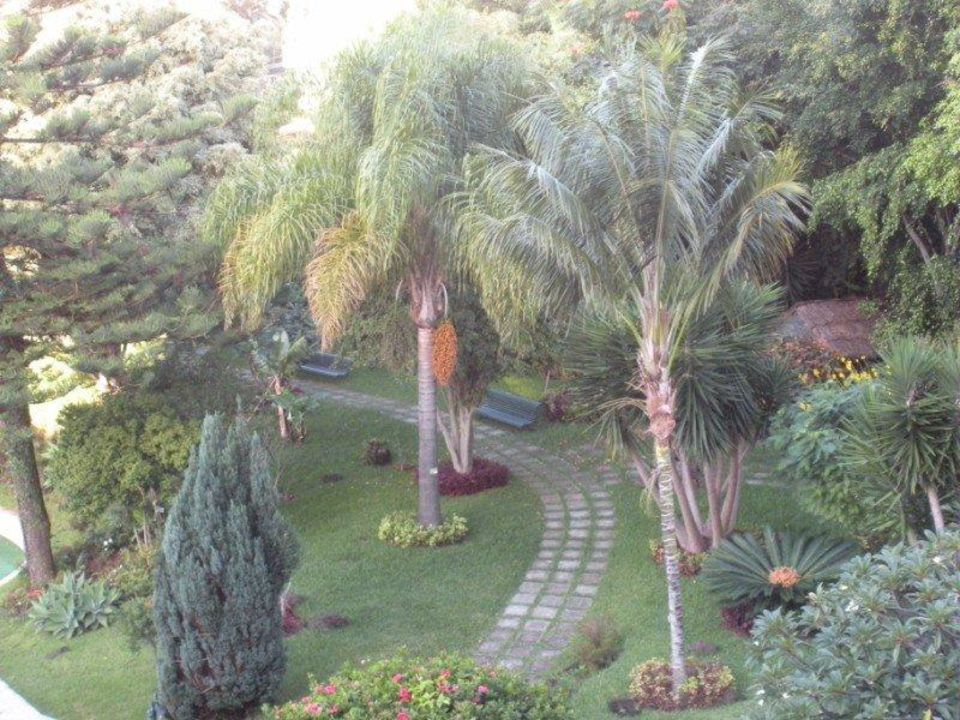 Garten Hotel Girassol
