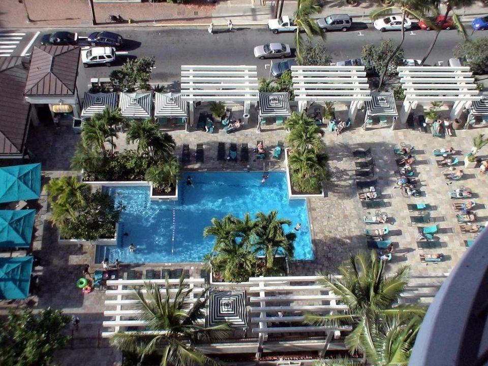 Pool Waikiki Beach Marriott Resort Spa Waikiki Beach