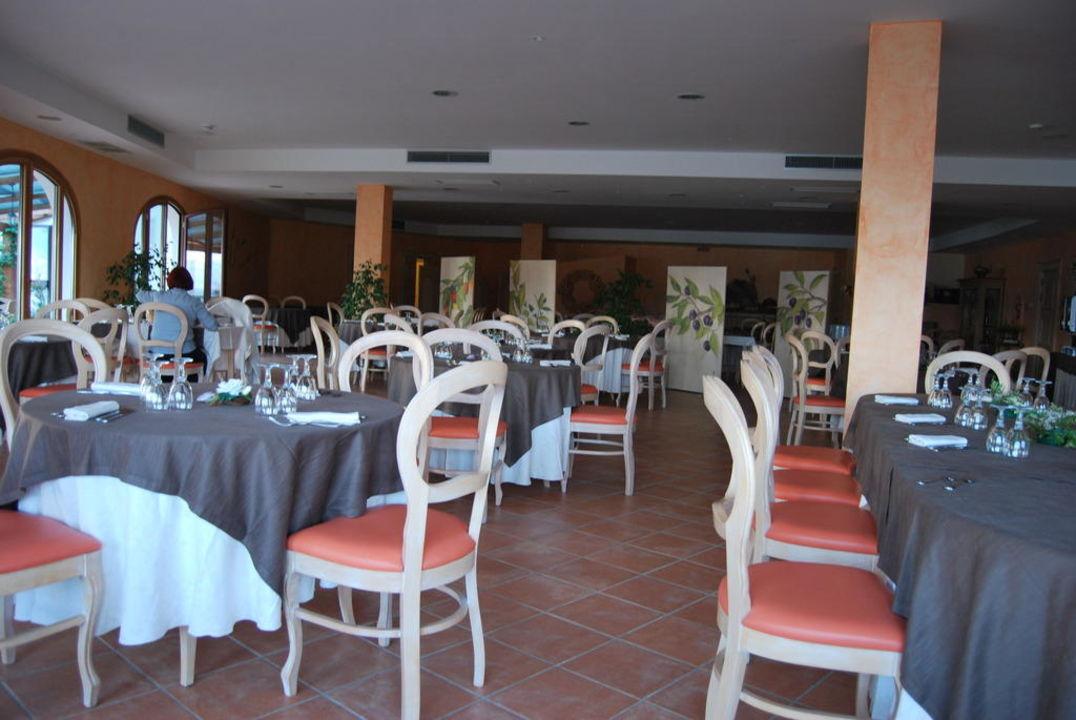 Überblick Restaurant Alessandro Hotel