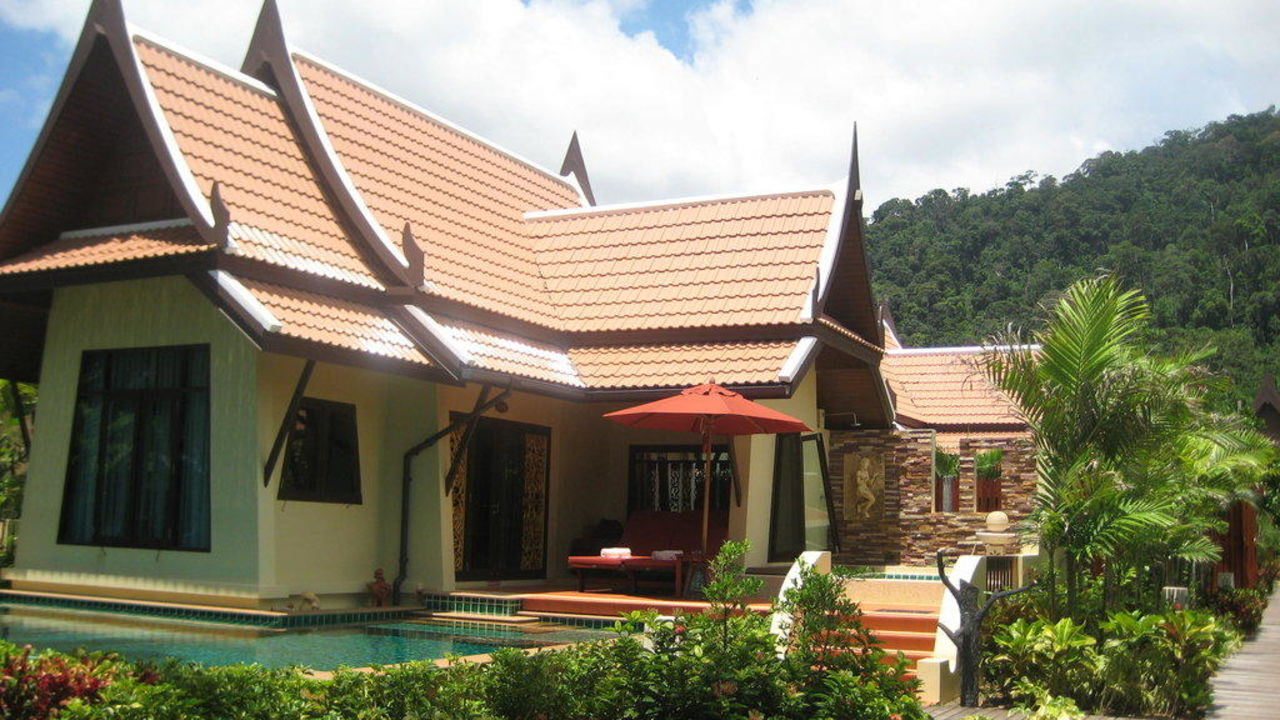 Poolvilla Hotel Koh Chang Paradise Resort