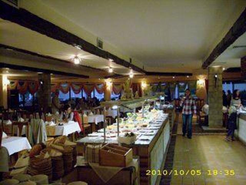 Blick ins Restaurant Hotel Grifid Bolero