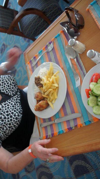 Obiad Taba Hotel & Nelson Village