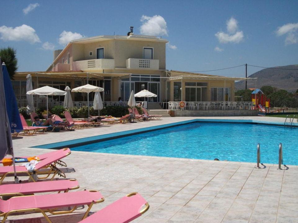 Hotelowy basen Cretan Filoxenia Beach Hotel  (geschlossen)
