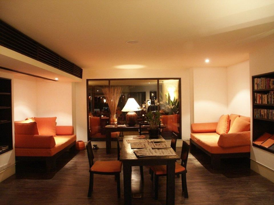 Bibliothek Hotel Evason Phuket & Spa  (geschlossen)