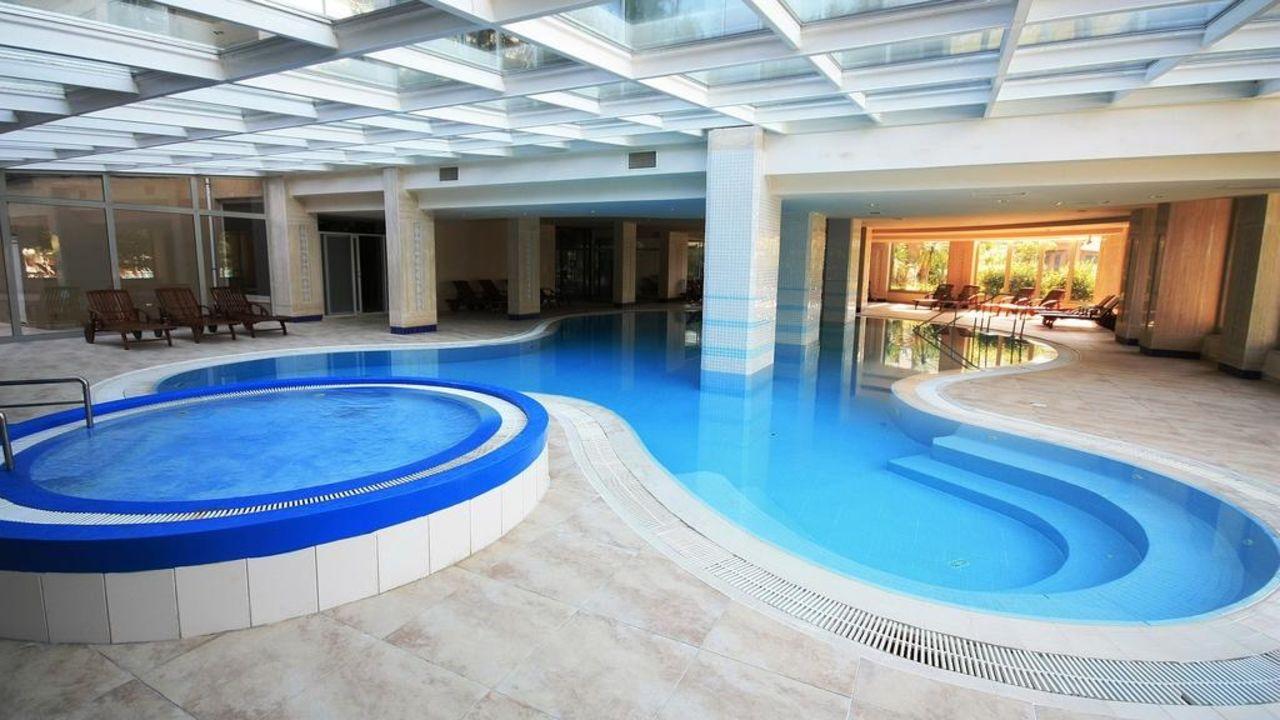 Hallenbad Hotel Terrace Beach Resort