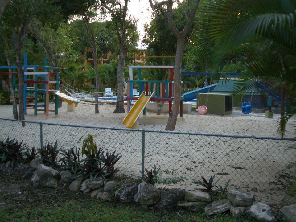 RIU Lupita - Spielplatz Hotel Riu Lupita