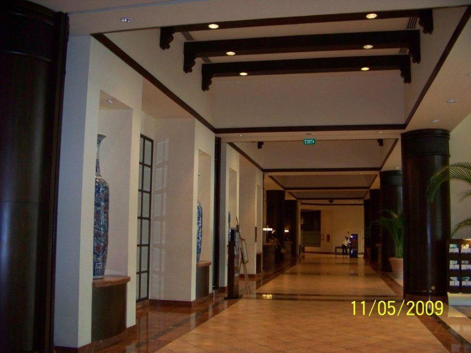 Eingangsbereich Swissotel Merchant Court