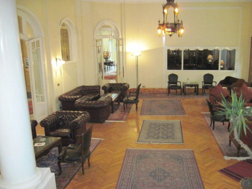 Tolle Lounge zum chillen geeignet Hotel Victoria