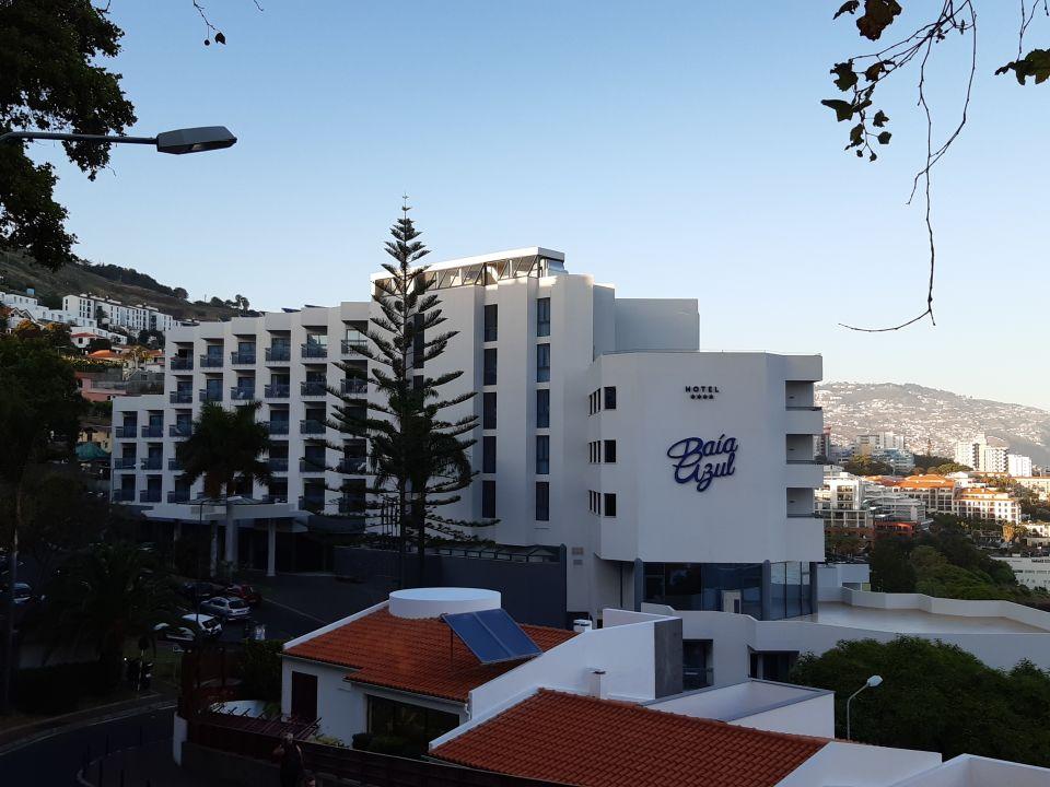Außenansicht Hotel Baia Azul