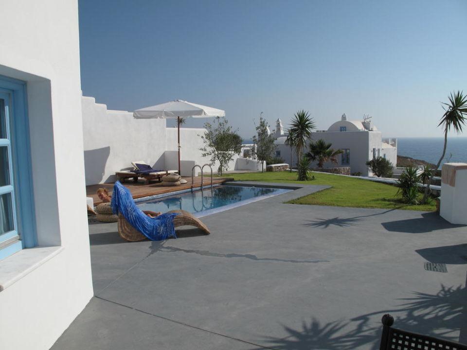 Pool, Garten Hotel Anema Residence
