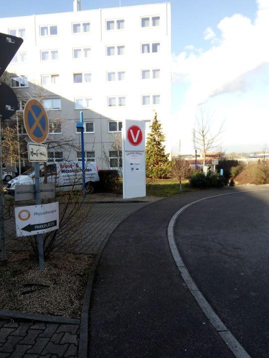 Hotel Frontansicht Vienna House Easy Neckarsulm