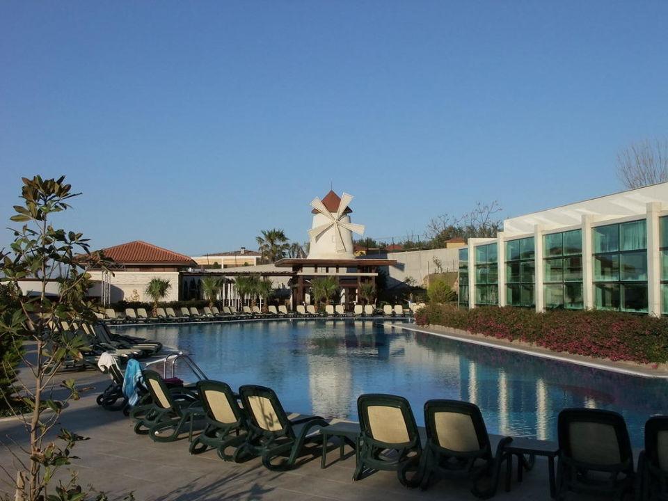 Poolromantik Alba Royal Hotel