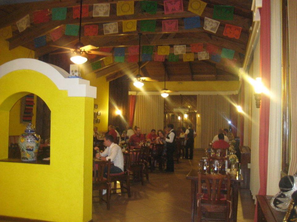 La Gran Cantina Mariachi Texikanisch&Mexikanisch Grand Palladium Bávaro Suites Resort & Spa