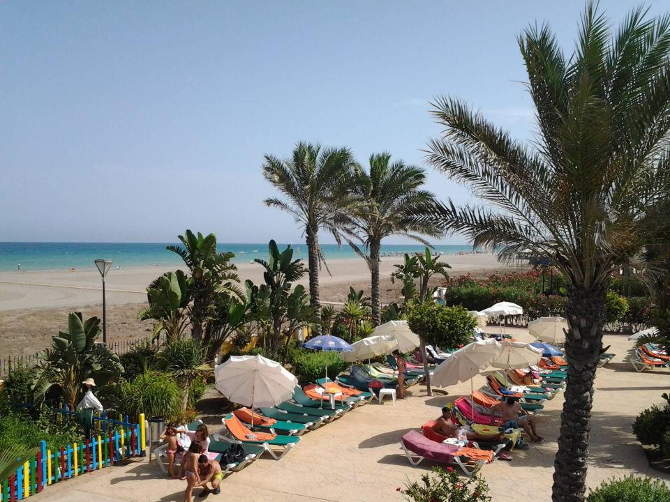 Proximidad a la playa Zimbali Playa Spa Hotel