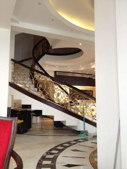 Eingangsbereich Hotel Godwin Deluxe