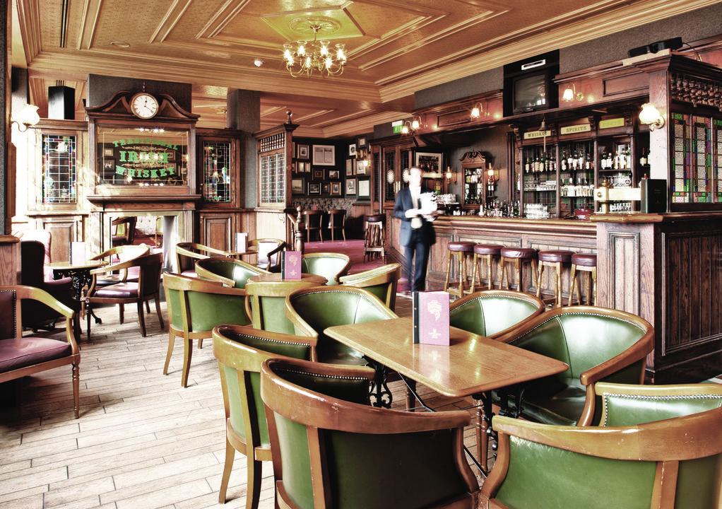 Irish pub im copthorne hotel hannover h4 hotel hannover for Interior design hannover