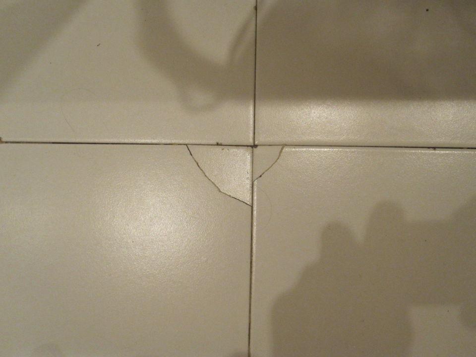 Bild bodenfliesen im bad zu occidental lanzarote in for Bodenfliesen im bad