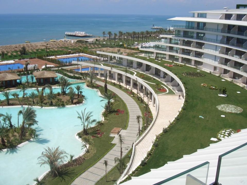 Nur Suitenbalkons Maxx Royal Belek Golf Resort