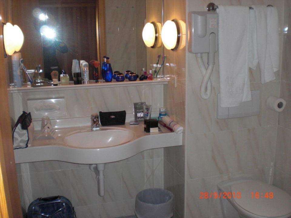 bild badezimmer zu hotel weitlanbrunn in sillian