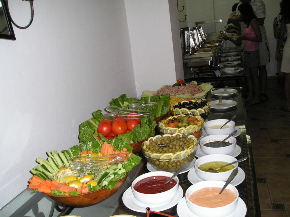 Abendessen/Büffet Beach Hotel Sharjah