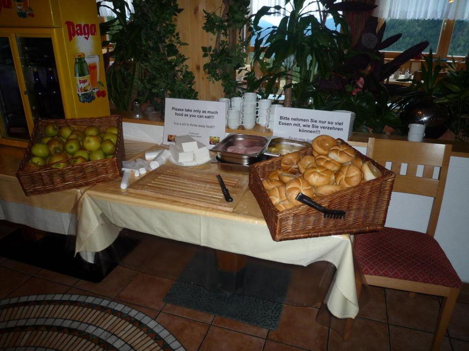 Lunchpaket Hotel Gartnerkofel