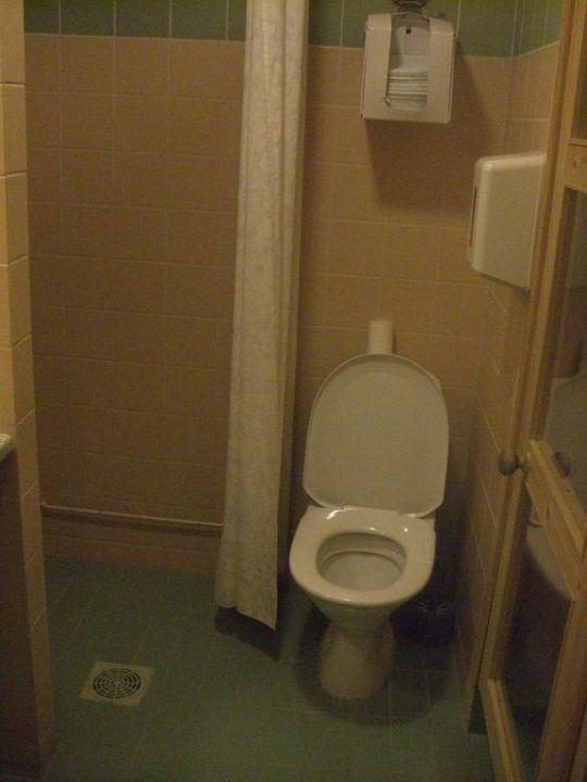 Badezimmer im 4 Sterne Hotel Hotel Hullu Poro