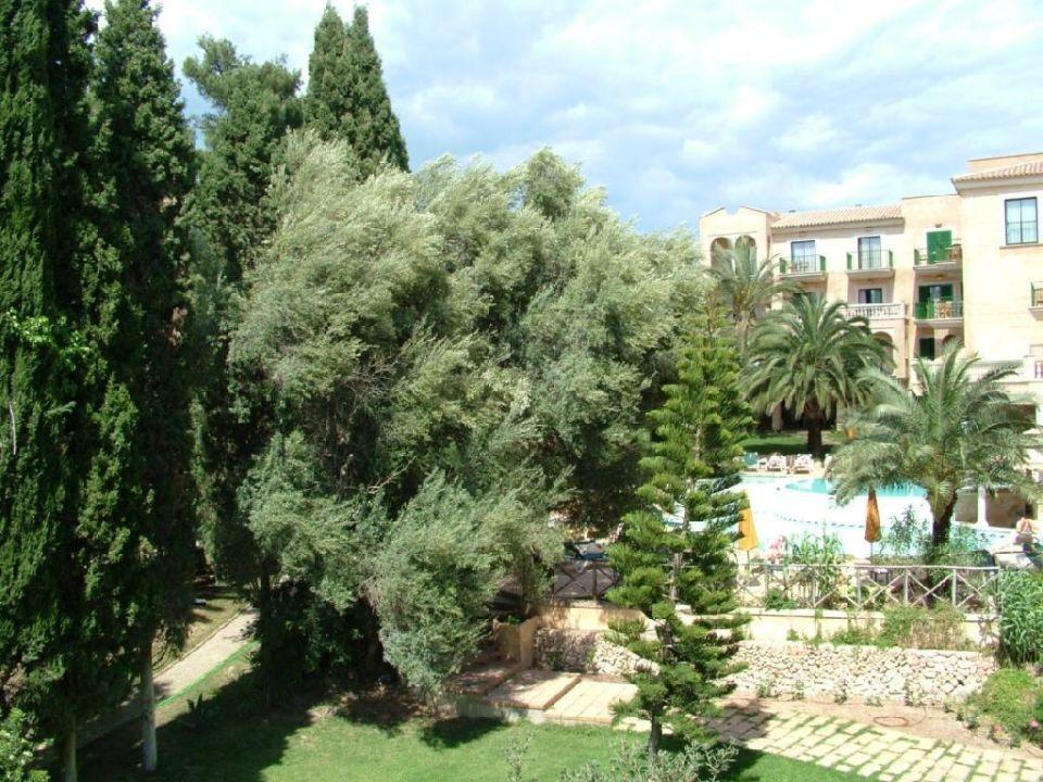 Garten I Hotel Lago Garden