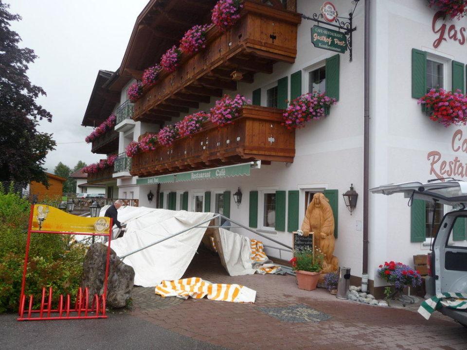 Hotel Gasthof Zur Post Bach