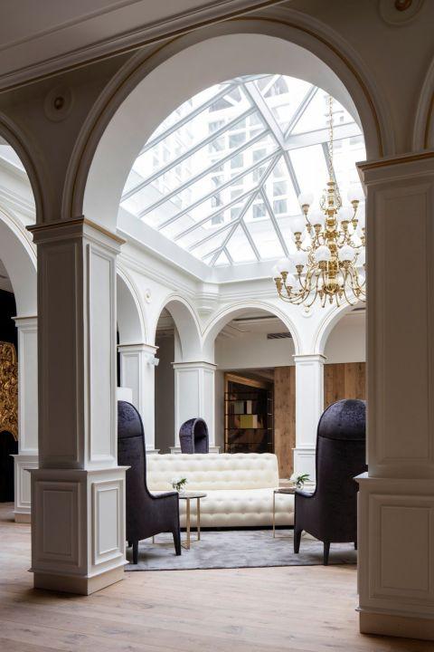 Lobby Gran Melia Palacio de los Duques