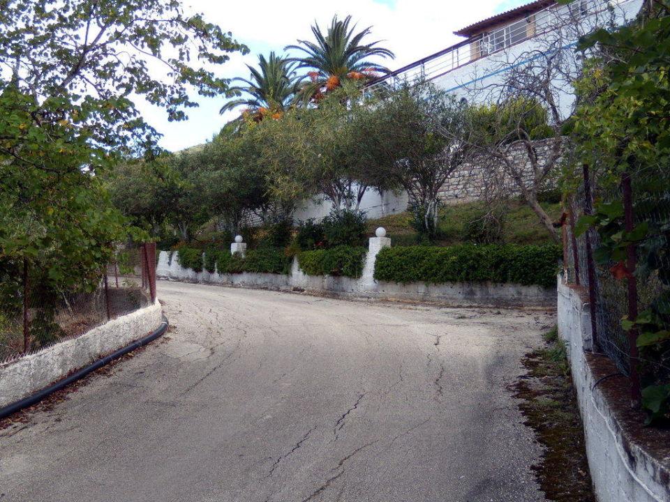 Das Arias Hotel - Liapades auf Korfu Hotel Arias