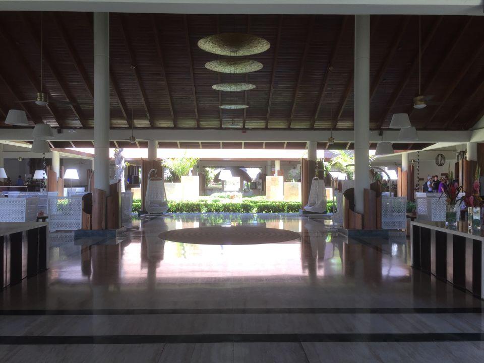 Lobby Hotel Grand Palladium Palace Resort, Spa & Casino