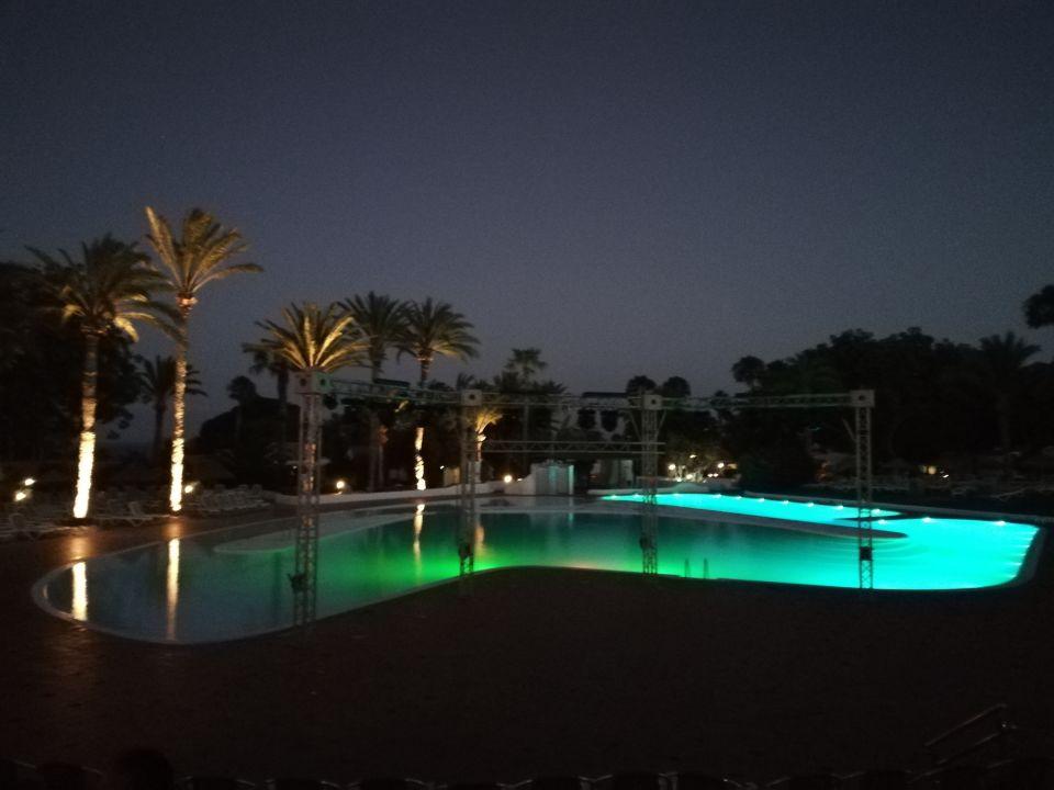 Pool Aldiana Club Fuerteventura