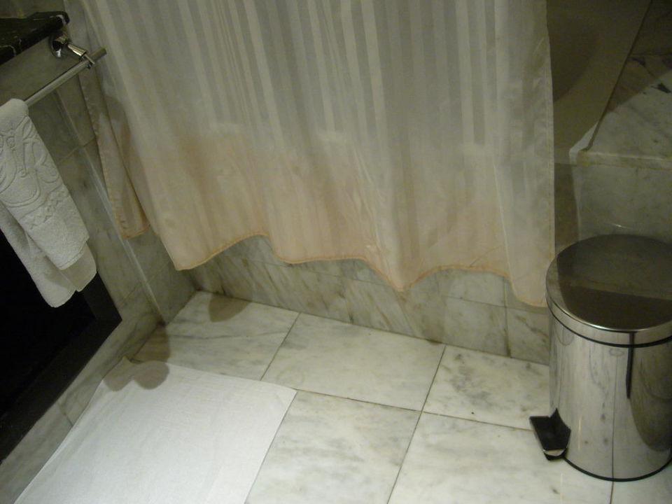 Duschvorhang Hotel Rabat