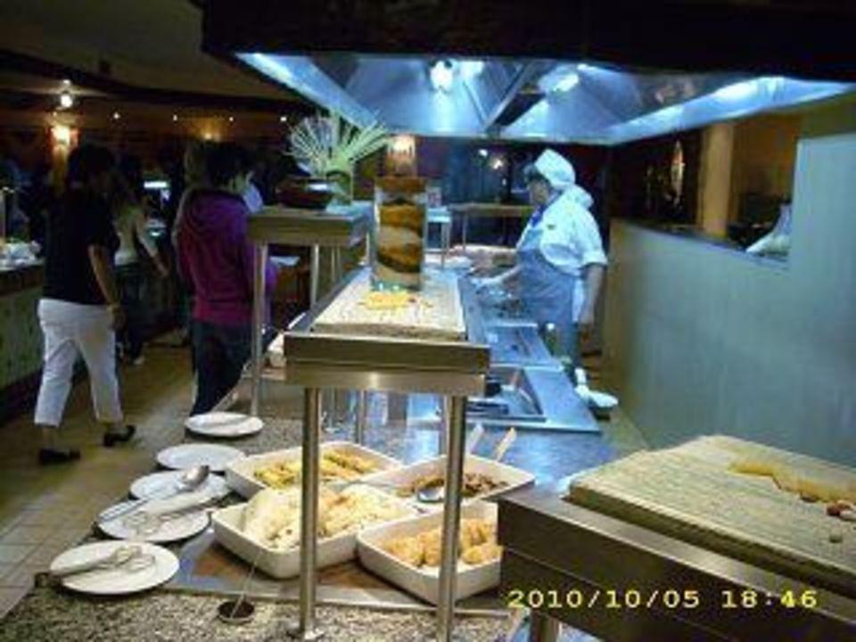 Die Steakbraterin Hotel Grifid Bolero