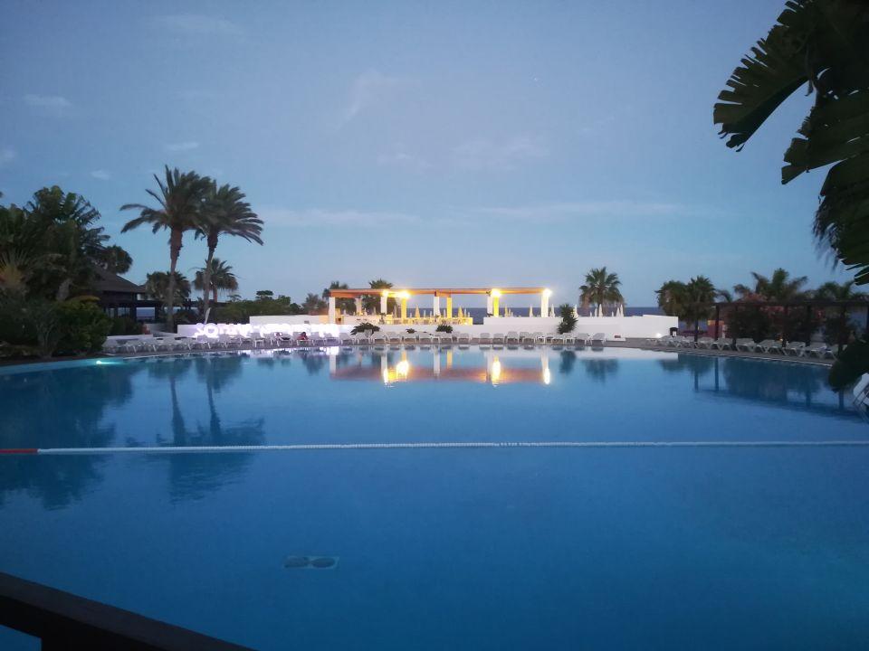Pool von oben Club Jandia Princess (Esquinzo