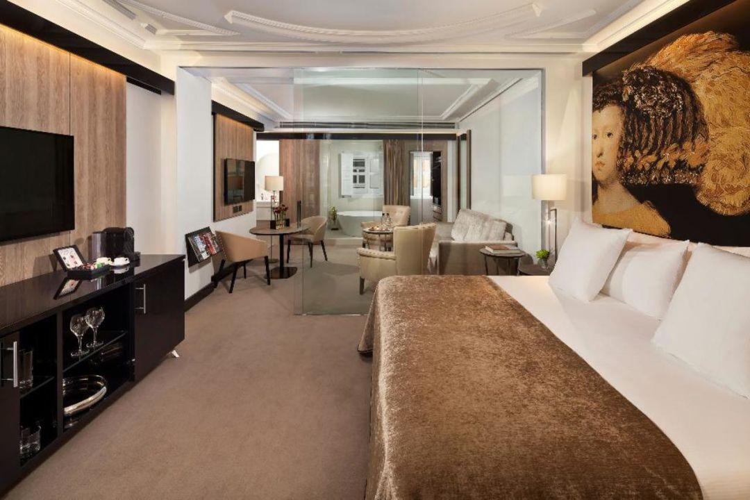 Zimmer Gran Melia Palacio de los Duques