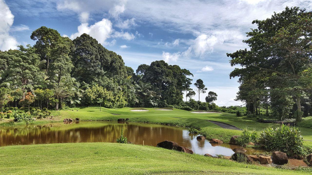 Ausblick Club Med Bintan Island