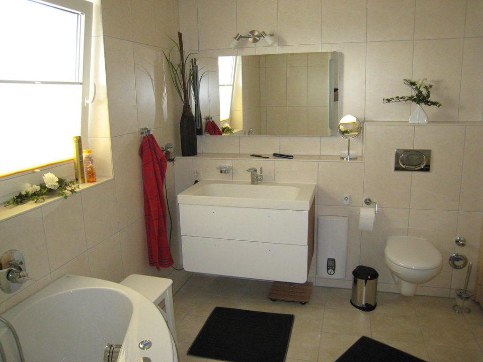 """bad mit whirlpool und sauna - wellness pur"""" ostseeapartment am, Hause ideen"""
