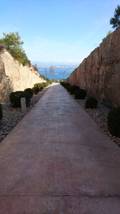 Gartenanlage Cap Rocat