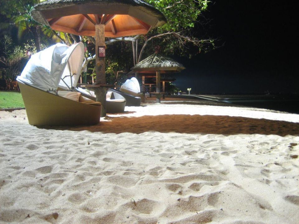 Strandkörbe The Westin Resort Nusa Dua, Bali